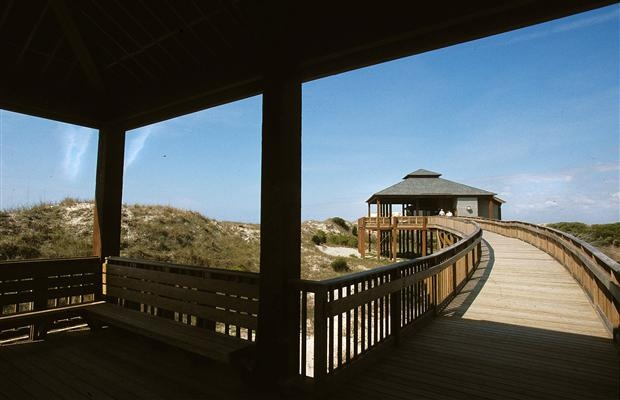 There's more than beach to see on the North Carolina coast.