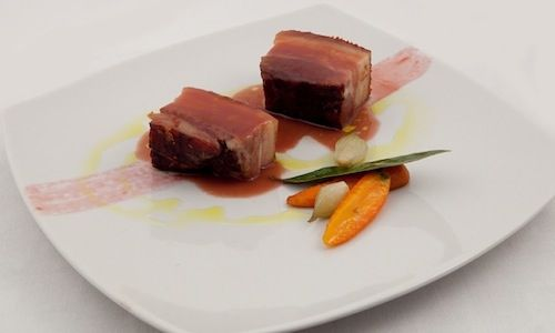 La pancetta che non guasta - Nel piatto di Alessio Cancedda, un inno alla cucina sarda e a uno dei suoi ingredienti principe