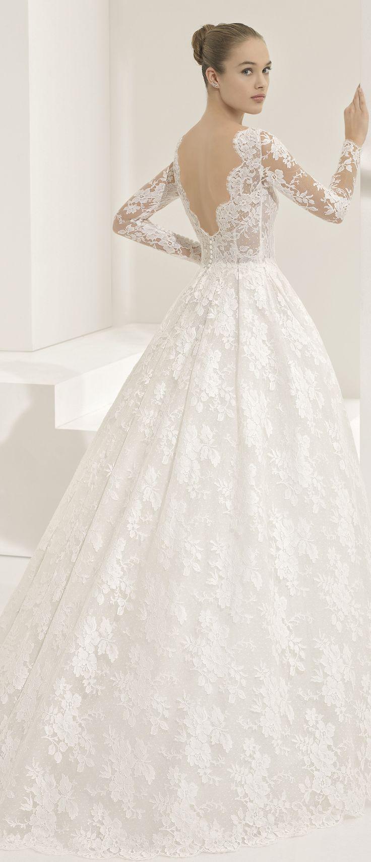 Rosa Clará Couture 2018  Idk