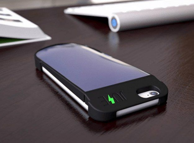 Solar Powered Phone Charger | Cool Solar Powered Inventions