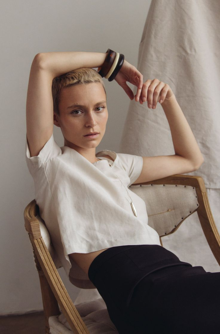 As temperatures rise the Spring/Summer 16 pallette retains its neutral balance. Tan, blush, butter yellow, and beige set the tone for the seasons shapes, both the luxurious minimal silhouettes from Lauren Manoogian and Shaina Mote, and the feminine details from Ryan Roche and Caron Callahan. Shop now.