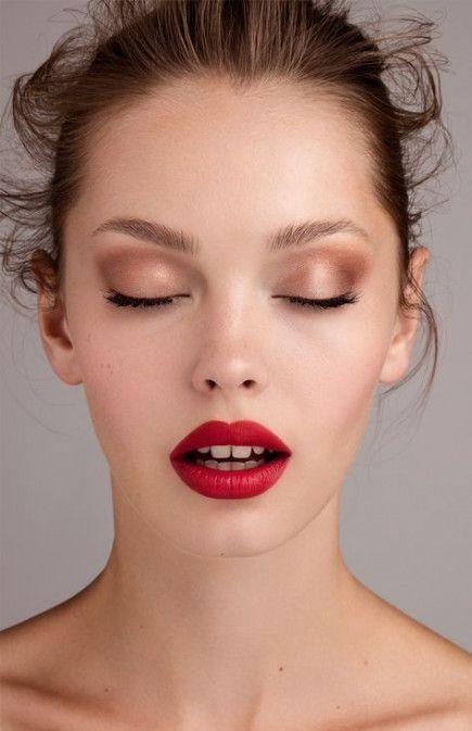 25+ Ideen Vintage Hochzeit Make-up Rote Lippen – #hochzeit #ideen #lips #Makeup #red #Vintage…