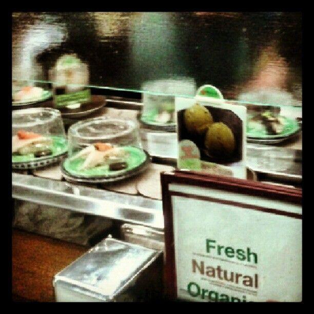 Kula Revolving Sushi Bar in Los Angeles, CA