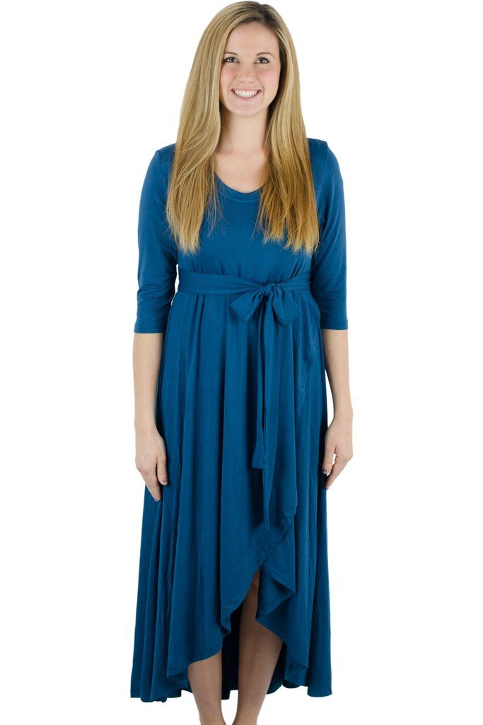 5dcf35393f7 Latched Mama Petal Front Nursing Dress
