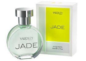 Jade Yardley perfume - 2014   Inspired by Sea Jade their 60s classic fragrance.