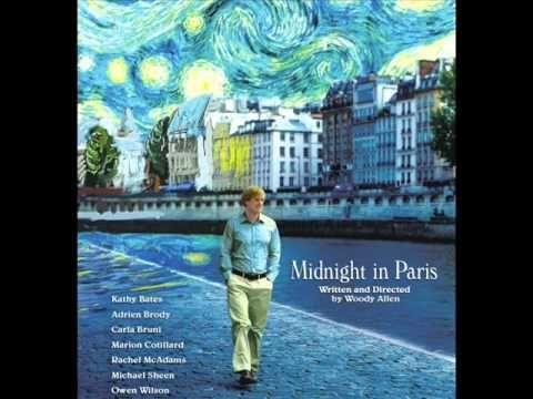 Wonderful soundtrack of a wonderful movie about a wonderful city!