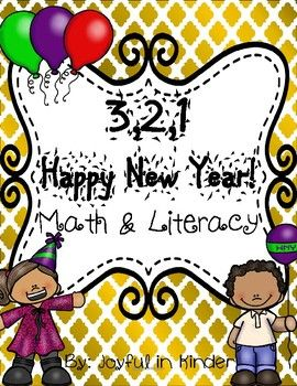 This download is great for back to school after Christmas break! It includes: *Print and Go activities (color words, ABC order, 10 frames, Sight Word Spin, Rhyming, Word Search, and more!) *New Year Resolution writing and Craft- Hat decorating and glasses *Blend Sort- Pocket chart or