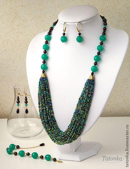 787 Best Images About Necklaces On Pinterest Bead