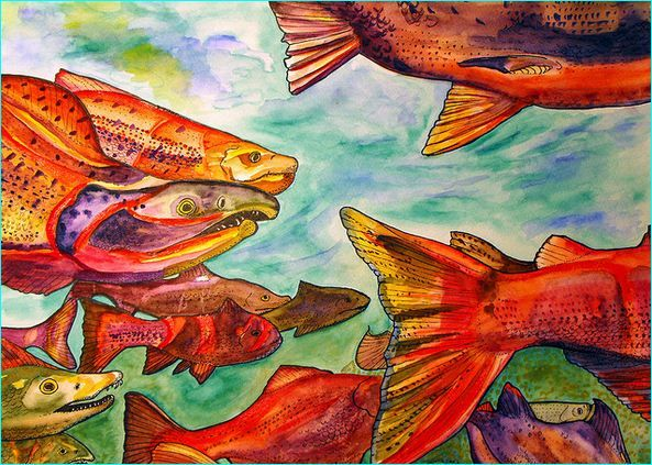 15 Awesome Watercolor Paintings for Inspiration
