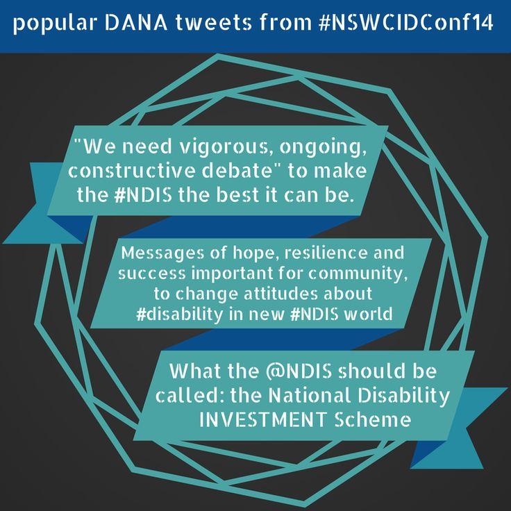 #NDIS and #advocacy