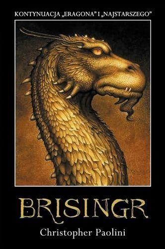 Brisingr to trzeci tom opowieści o Eragonie i smoczycy Saphirze, których łączy niesamowita, wręcz magiczna więź psychiczna. Brisingr to bajkowa opowieść o ciemnych mocach, obfitująca w malownicze sceny walki, pełna spisków i tajemnic, dziwnych stworzeń, oraz magii. Eragonowi i Saphirze udało się wyjść cało z bitwy z wojownikami Imperium na Płonących Równinach. Teraz muszą stawić czoło kolejnym...
