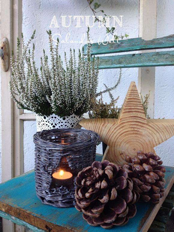 salandas welt vor unserer haust r herbstdeko pinterest herbstliche deko rechnen und. Black Bedroom Furniture Sets. Home Design Ideas