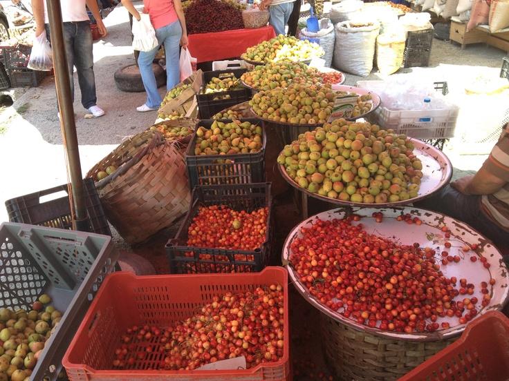 Bazaar - Sinop: Caucasian Challenges, Beautiful Turkey