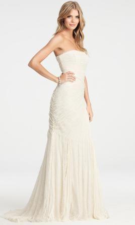 Ann Taylor Wedding Dress Jasmine Lace (Style #268002),