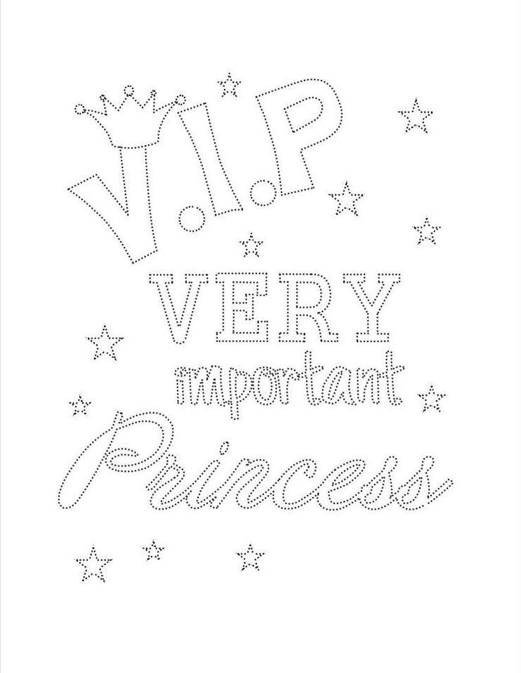 Tekst VIP Very Important Princess