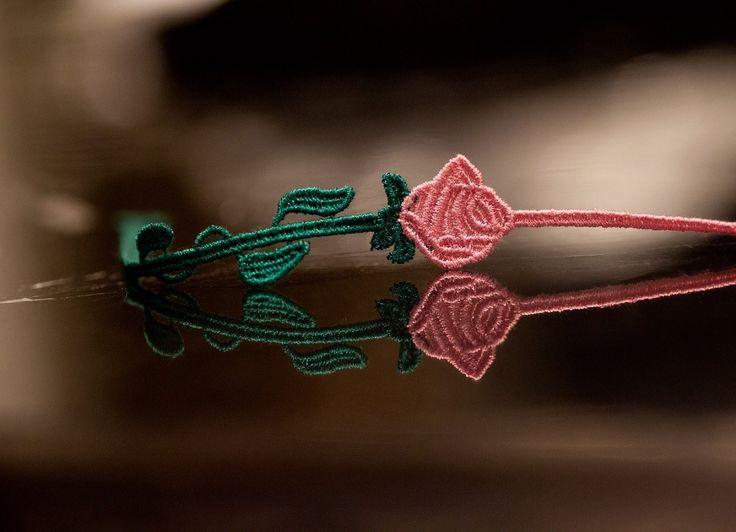 Cruciani Rose bracelet