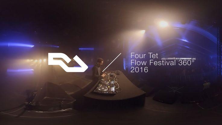 Four Tet at Flow Festival: INSIDE | Resident Advisor