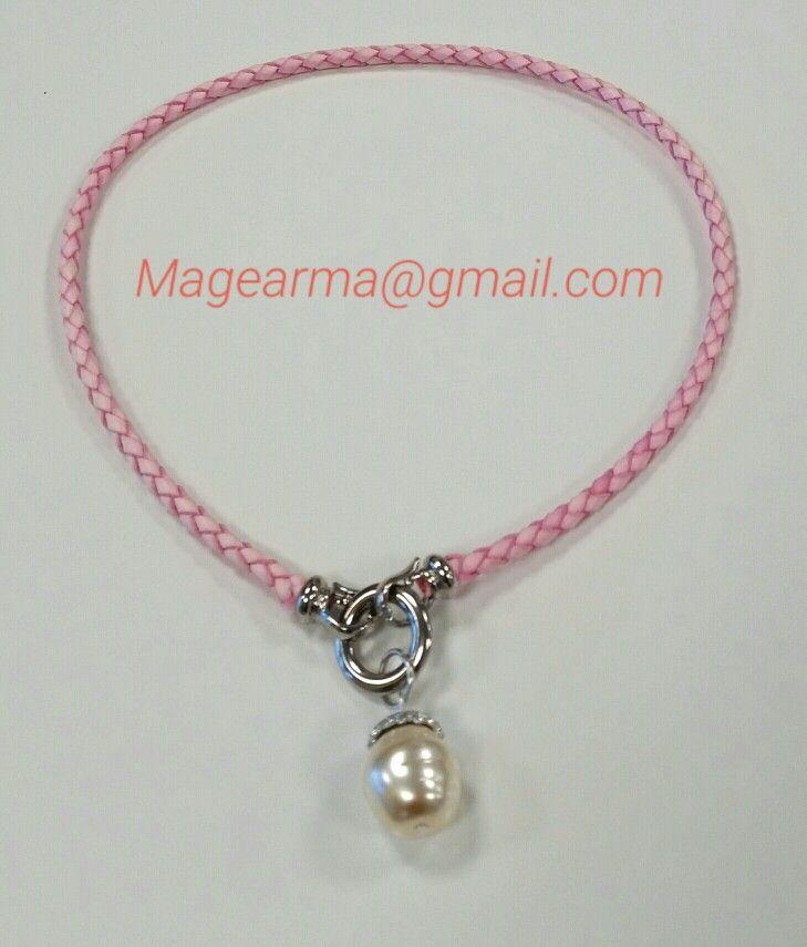 Perla de la vida en rosa