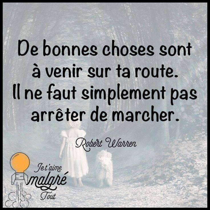 Fabulous 133 best Pensées et citations positive images on Pinterest  VF98
