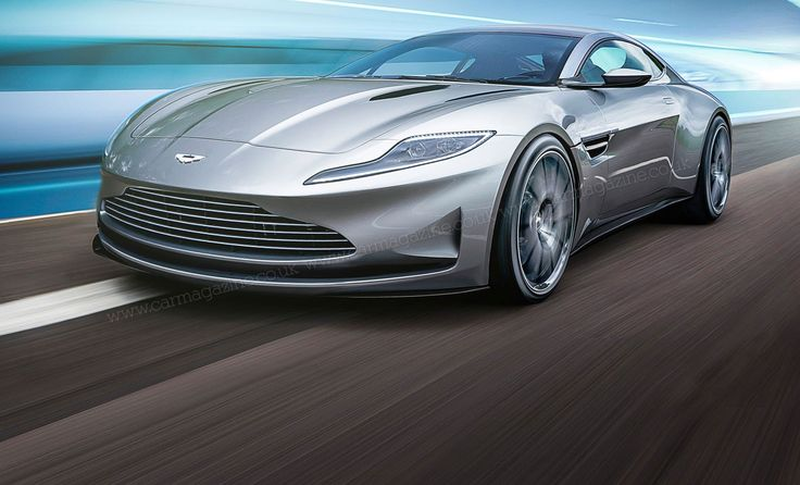 Авто Aston Martin (Астон Мартин). Модели, производство, обзор. в HD