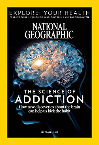 National Geographic - NATIONAL GEOGRAPHIC, the flagship magazine of the National Geographic Society, chronicles exploration and adventure, as well as changes that impact life on Earth. Editorial coverage encompasses people and places of the world, with an emphasis on human involvement in a changing universe. Major top...
