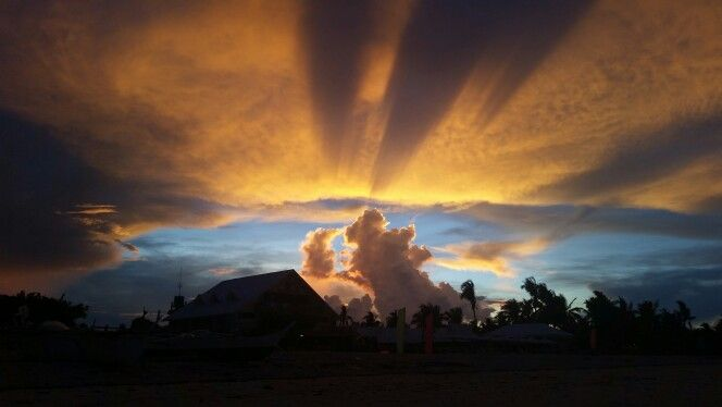 Bantayan Islands' Sunset