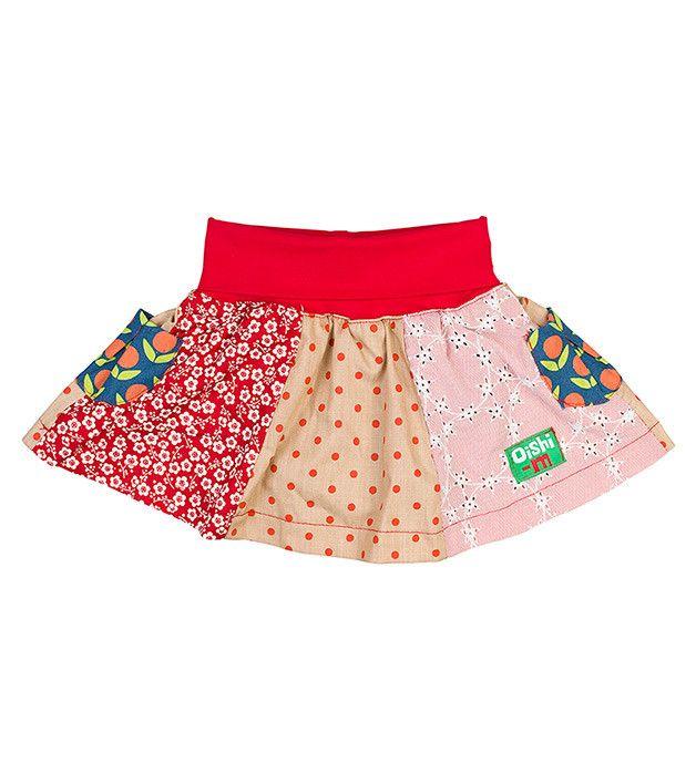 Iris Skirt, Oishi-m Clothing for Kids, Summer 2014 Injection, www.oishi-m.com