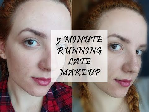 BACK TO SCHOOL MAKEUP IN 5 MINUTES