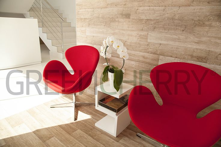 Reception Waiting area by Greencherry Interiors http://greencherrylife.com/