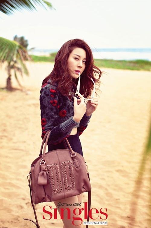 kim ha neul in singles 김하늘