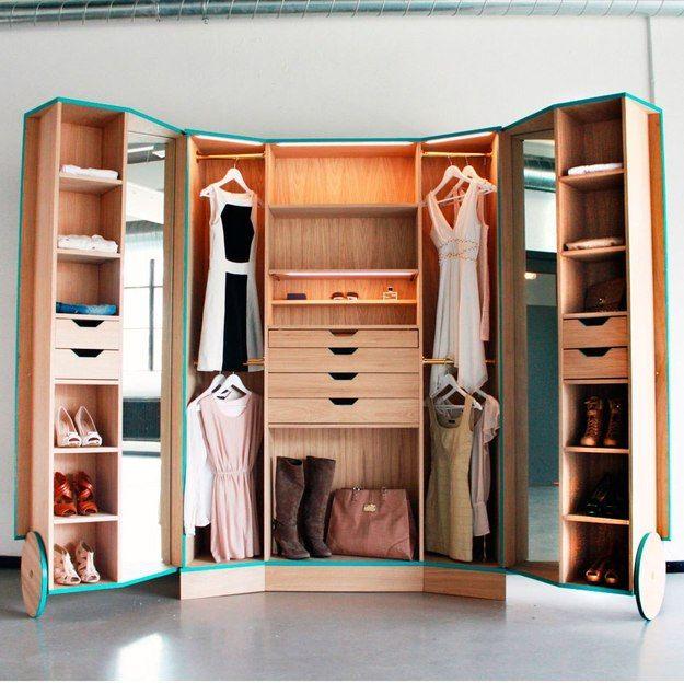 Фотография: Прочее в стиле , Гардеробная, Хранение, Стиль жизни, Советы, Шкаф, Полки, хранение обуви, одежда, хранение одежды – фото на InMyRoom.ru