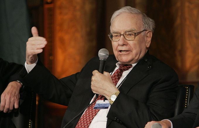 Warren Buffett is probably one of the top investors in the world.