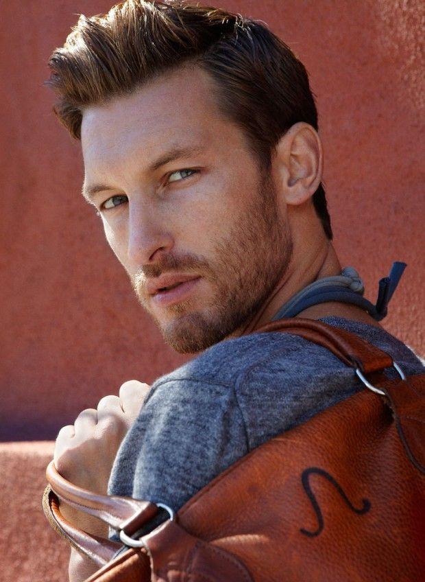 Jeff Moerchen by Skye Tan for Male Model Scene