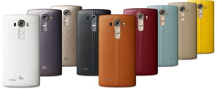 Así es el LG G4 al completo detalle