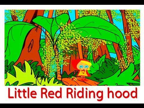 Little red Riding Hood. Caperucita roja en ingles