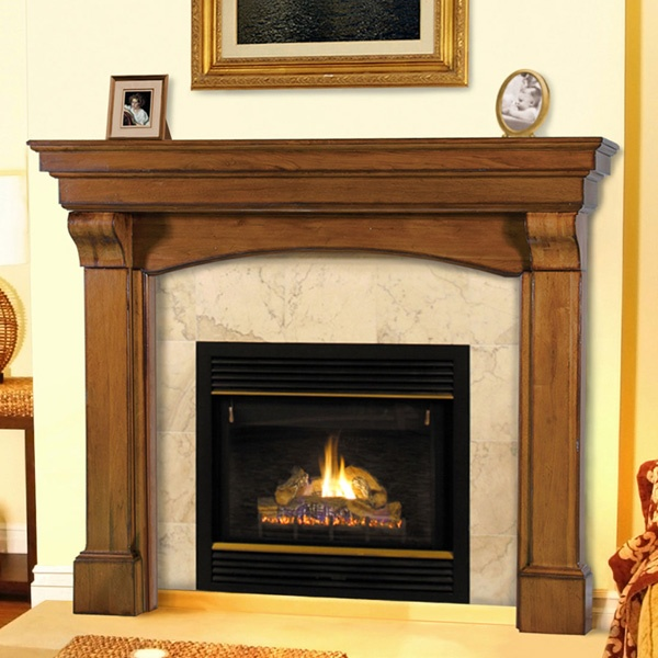 No 195 Blue Ridge Mantel Wood Mantel Paint And Stain Grade Unfinished Available In No 50