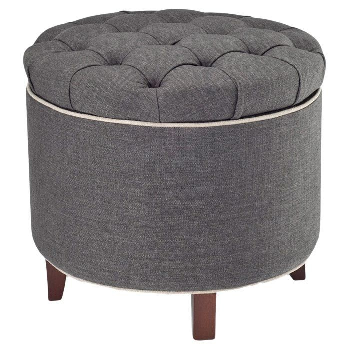 Shop Safavieh Amelia Tufted Storage Ottoman at Lowe's Canada. Find our  selection of ottomans at the lowest price guaranteed with price match + off. - 111 Best Images About Ottoman On Pinterest Ottomans, Storage