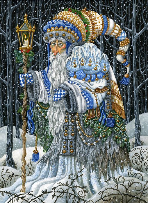 Winter by fantasist