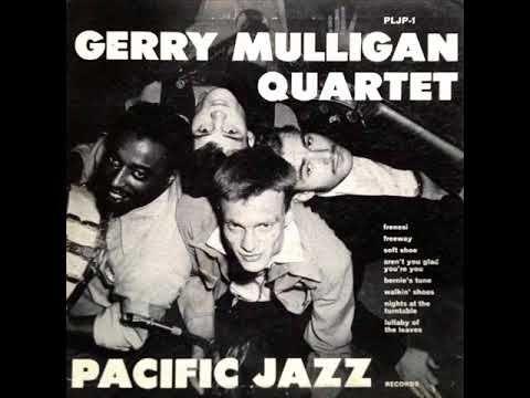 Gerry Mulligan Quartet – Gerry Mulligan Quartet Volume 1 (full album, 1952) ... with Chet Baker, Bob Whitlock, and Chico Hamilton