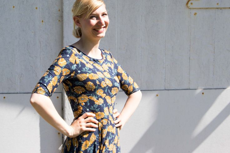 Kleid Joy aus der La Maison Victor nähen