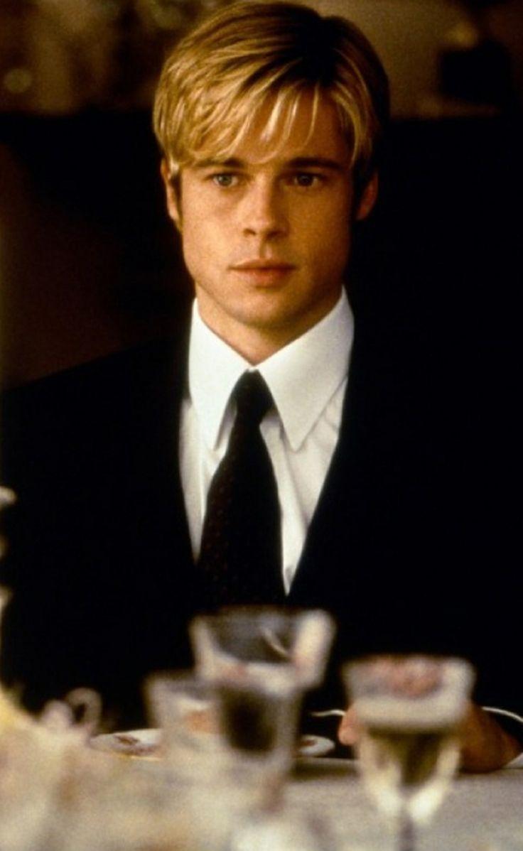 Brad Pitt, still one of my faves!