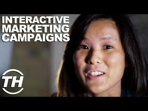Interactive Marketing Campaigns - Trend Hunter Shiori Mine Talks Engagement Through Advertising #marketing #advertising