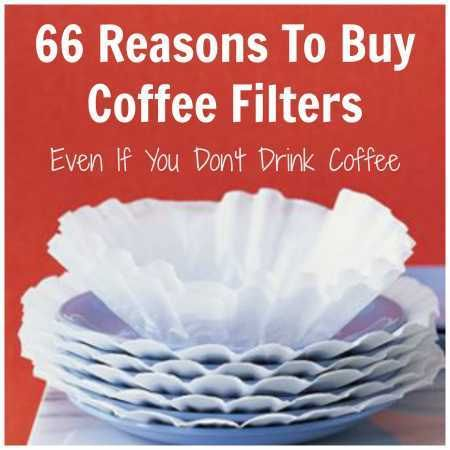 Where can i buy coffee filters