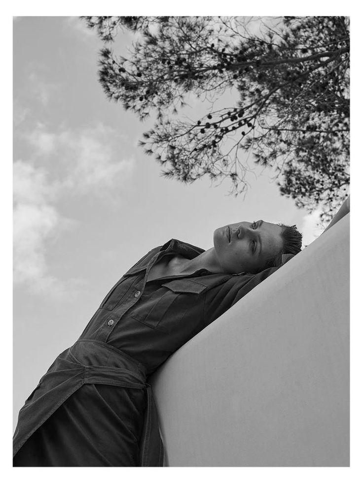 Maria Lox for Wylde Magazine, S/S 2017 | Polish Models Blog