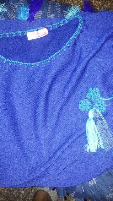 Accesorio crochet