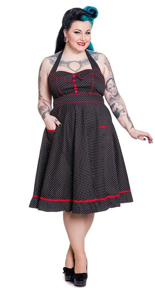 Hell Bunny Vanity Dress | Blame Betty