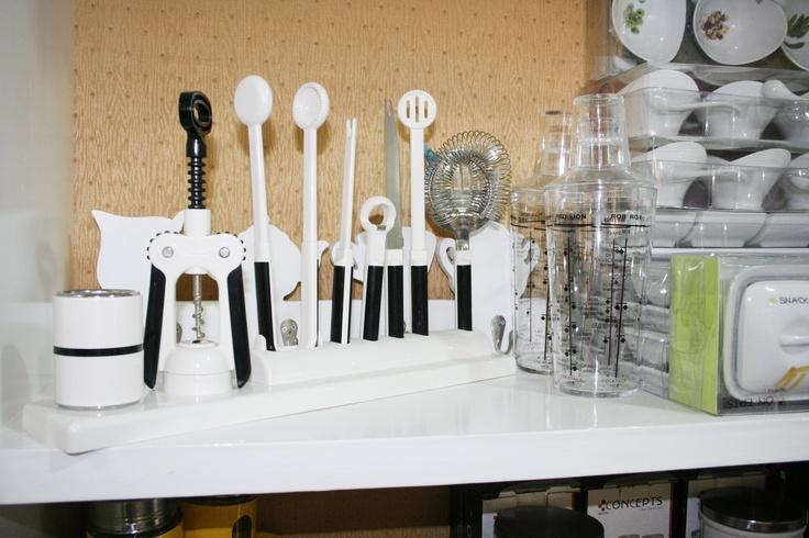 Utensilios para complementar la cocina