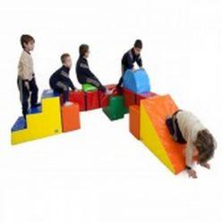 Conjunto de psicomotricidad para niños 38