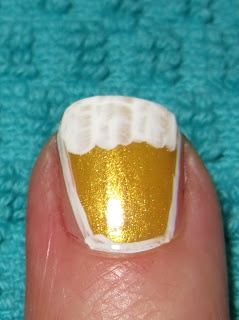 if i painted my nails...THIS would be on them all of the time