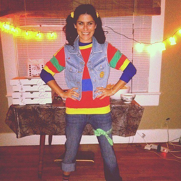 101 Totally Rad Halloween Costumes Inspired by the '80s: When we think about the '80s, images of brightly colored spandex, crop tops, and side ponytails definitely come to mind.